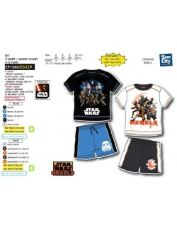 CONJUNTO STAR WARS