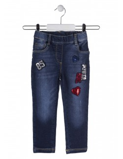 JEGGING EFECTO DENIM LOSAN