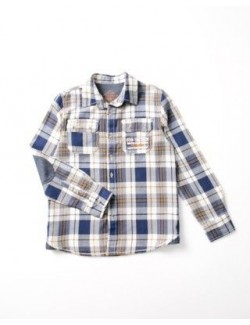 CAMISA JUN NIÑO LOSAN Junior